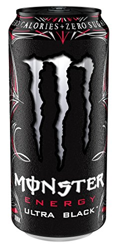 Monster Energy Ultra Black Ounce product image