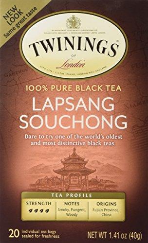 Twinings Origins Tea Lapsang Souchong -- 20 Tea Bags