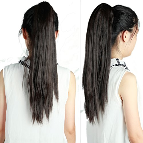 Haironline Hot Fashion Popular Soft Real Natural as Remy 21""