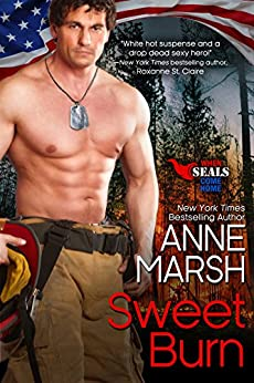 Sweet Burn (When SEALs Come Home Book 3) by [Marsh, Anne]