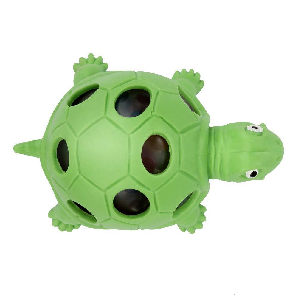 Squishy Cartoon Big Eye Cartoon Tortoise Slow Rising Squeeze Straps Toys