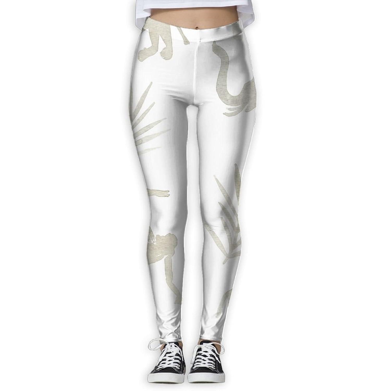 8366988160b21 NSYGCK Giraffe Yoga Pants for Women Crazy Sleek-Fit Yoga Leggings ...