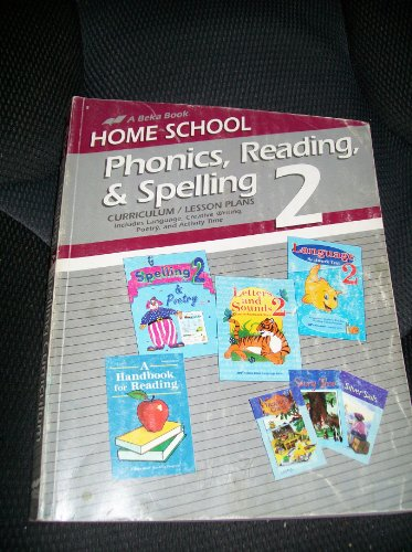 A Beka Book Home School: Phonics, Reading, & Spelling for sale  Delivered anywhere in USA