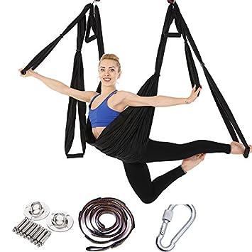 Colofarair Yoga Hamaca 6 Perilla Sin Hamaca De Fitness De ...
