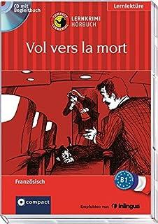 Meurs, mon amour! / Stirb, mon amour! Compact Lernkrimi Hörbuch ... | {Französische küche comic 54}