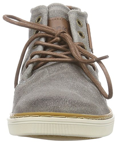 Dockers by Gerli Herren 38po004-200 High-Top Grau (grau 200)