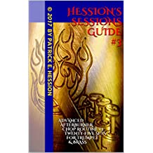 Hession's Sessions Guide #3: Advanced Afterburner Chop Routine #3 — Twenty-Five Sets For Trumpet & Brass