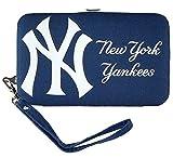 New York Yankees Shell Wristlet