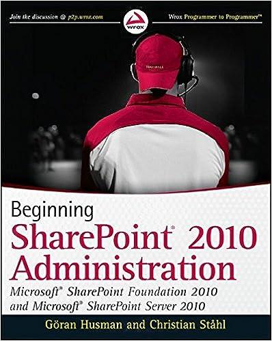 Sharepoint 2010 Administration Tutorial Pdf