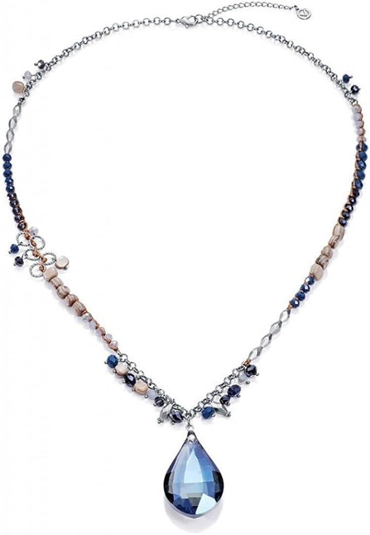 Colla Viceroy 41002C01013 Fhasion Cristales, Piedras Color