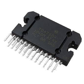 4 34w car audio amplifier based on tda7384 index listing of wiring