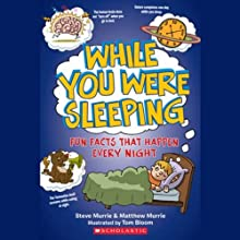 While You Were Sleeping Audiobook by Steve Murrie, Matthew Murrie Narrated by Bruce Bailey Johnson