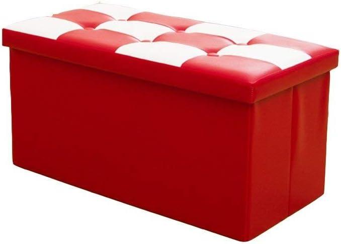 B07GJQR59F QTQZ Brisk- Fashion Storage Stool Sofa Stool Switch Shoe Stool Bench Bed Stool (4 Colors Optional) (38 38 38cm) (Color: C) 51HfwqsIZ8L.SL1000_