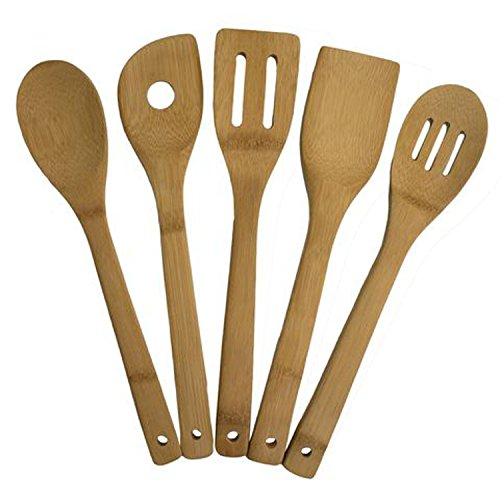 Totally Bamboo 5-Piece Utensil Set ♻