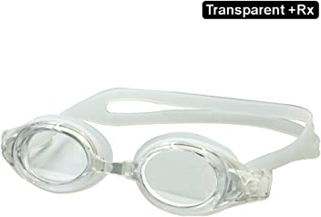 388ae35ce8 Krafty Eye Glasses Rx Swim Goggles (Power +3.0) CLEAR (for Kids