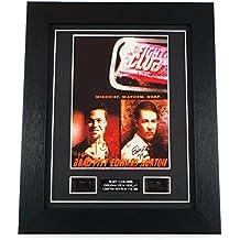 Fight Club Framed Film Footage Brad Pitt