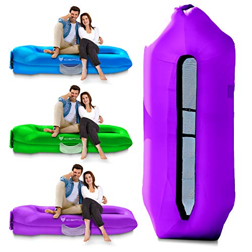 Icefox Inflatable Couch Inflatable