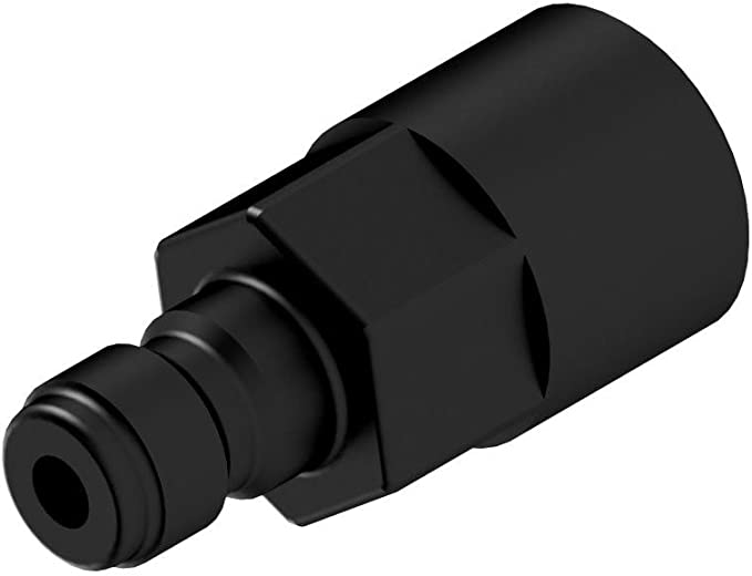 Coleman rapide pompe raccord remplacement Buse Principale Adaptateur /& Pinch Valve Embout NEUF