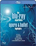 Cover Image for 'Blu Ray Experience: Opera and Ballet Highlights , The'