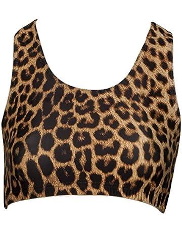 8239f25571 Katz Dancewear Girls ladies Leopard