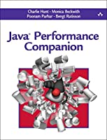 Java Performance Companion Front Cover
