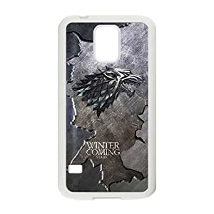 Hope-Store game of thrones duvar Phone Case for Samsung Galaxy S5