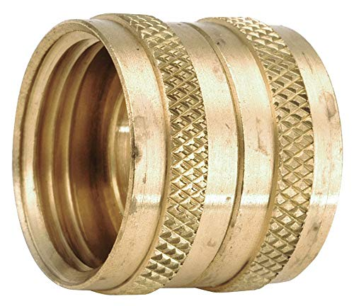 Low Lead Brass Swivel Union, 3/4' FGH Connection - pack of 5