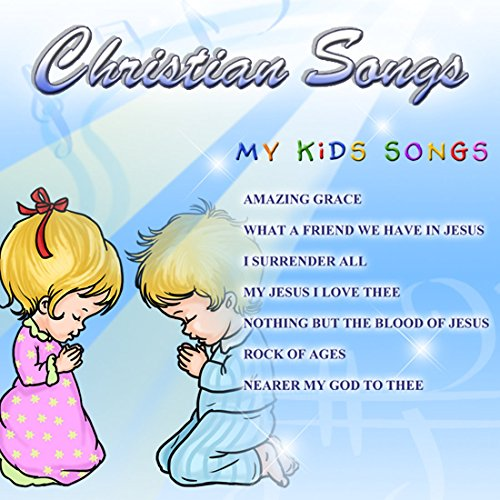 Children's Personalized Music CD - My Kids Songs Christian - Most Name's Available - NOTE: Child's Name Is Only Spoken Once At Beginning Of Each Song -