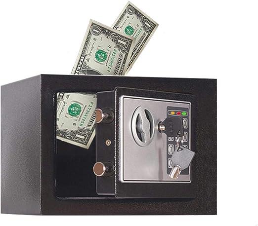 iFlymisi Huchas electrónicas, Mini cajero automático Caja de ...