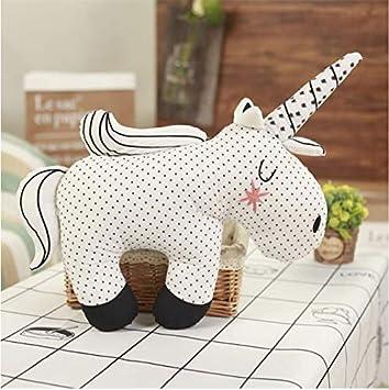 Conejo Estilo Nórdico Conejo Unicornio Almohada Cojín ...