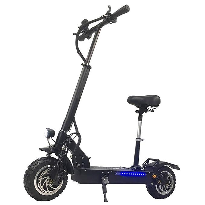Off Road Scooter eléctrico, 3200W Motor de Doble Plegable ...