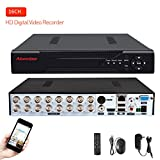 16 ch dvr system - 16 Channels DVR Recorder H.264 CCTV Security Surveillance System Digital Video Recorder