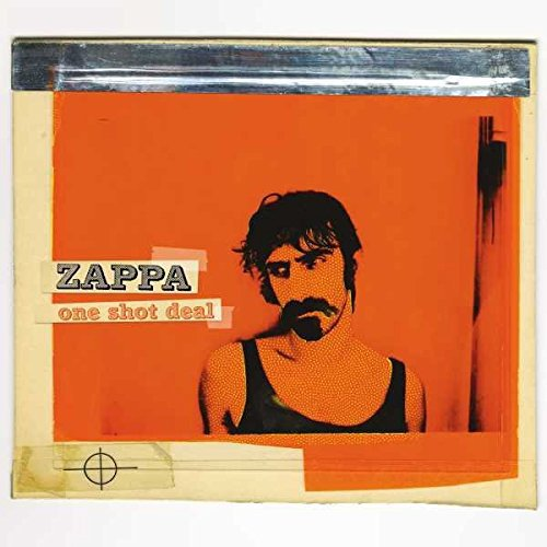 CD : Frank Zappa - One Shot Deal