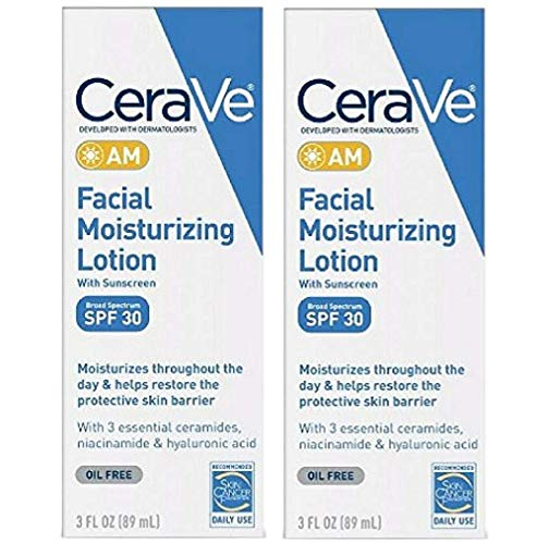 Cerave AM Facial Moisturizing Lotion For Normal To Dry Skin
