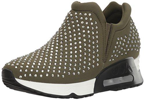 Ash Women Lifting Fashion Sneaker Army