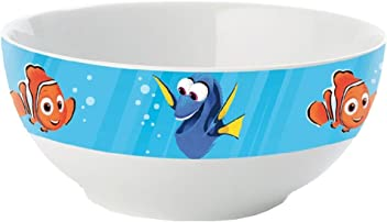 Disney Pixar Dory and Nemo bowl