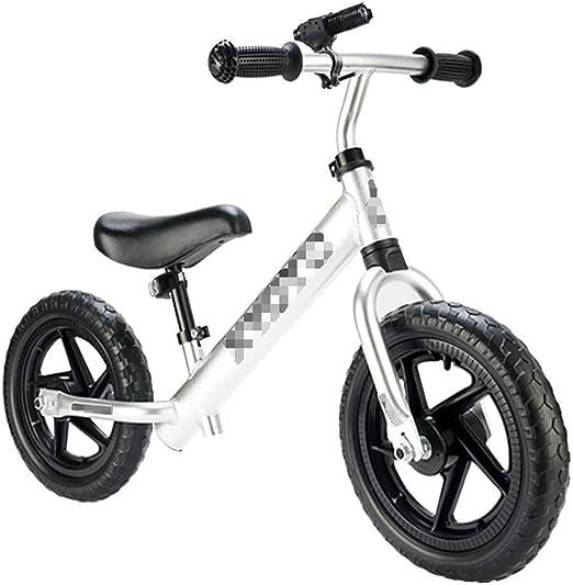 Bicicleta Sin Pedales Ultraligera Bicicleta para niños con ...