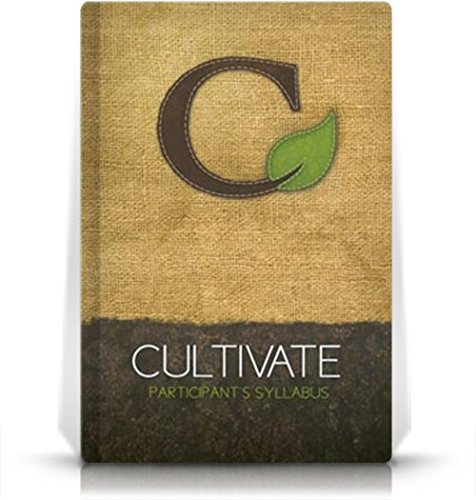 Read Online Cultivate Participant's Syllabus (5 Pack) ebook