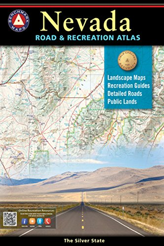 Nevada Road & Recreation Atlas: 6th Edition