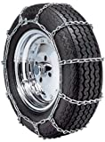 Security Chain Company QG1134 Quik Grip Type PL Passenger Vehicle Tire Traction Chain - Set of 2