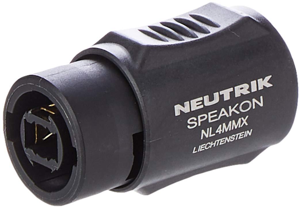Neutrik Nl4mmx Speakon Adapter 641070 Gewerbe Industrie Wissenschaft
