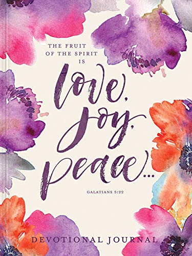 Love, Joy, Peace: A Devotional Journal (Devotional ()