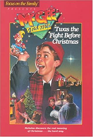 Twas The Fight Before Christmas.Twas The Fight Before Christmas Mcgee And Me By Bill Myers