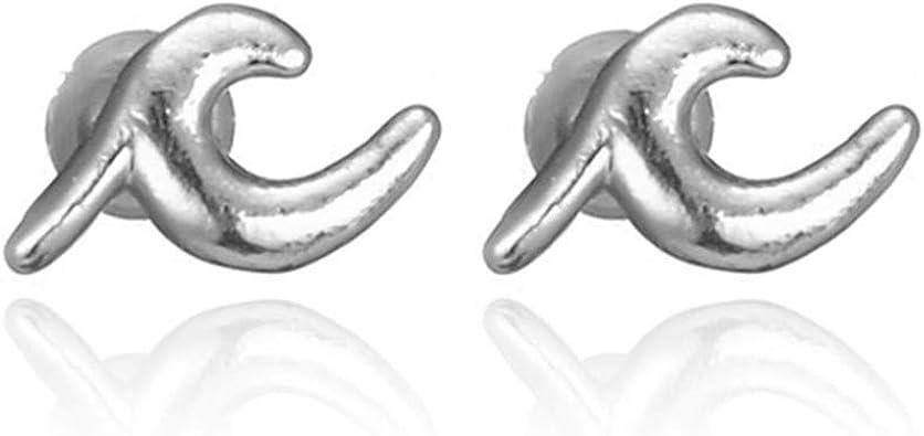 JUESJ cats eye stone earring opal stud earring jewellry charm stud earring jewellry rhinestone earring jewellry water drop pattern earring simple jewellry
