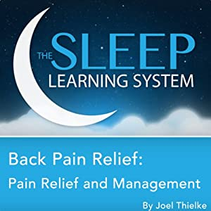 Back Pain Relief Audiobook