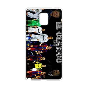 Happy Spanish Primera Division Hight Quality Protective Case for Samsung Note4