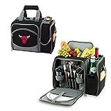 12 Can NBA Malibu Picnic Cooler Color: Black, NBA Team: Chicago Bulls
