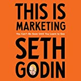 by Seth Godin (Author, Narrator), Penguin Audio (Publisher) (28)  Buy new: $24.50$21.44