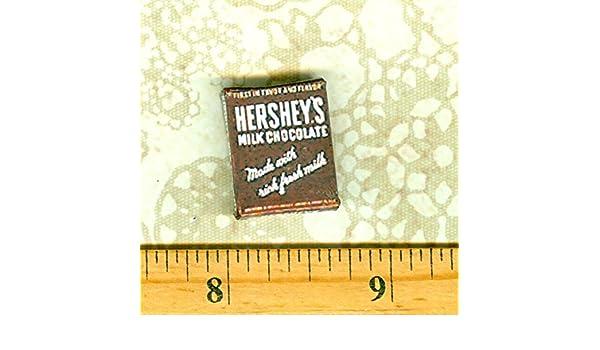 Dollhouse Miniature Size Chocolate Bar Box------Like for Smores
