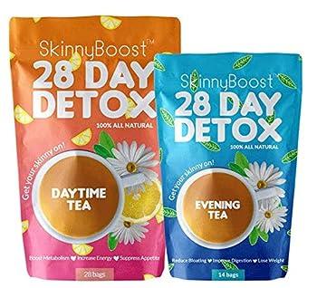 Skinny Boost 28-Bags Detox Tea